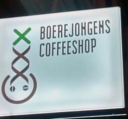 Boerejongens coffeeshop: Hash Test