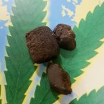 Hunter's coffeeshop hashish